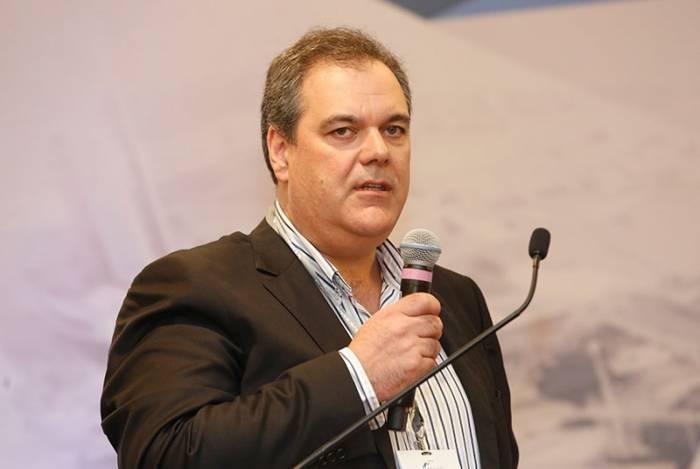 O diretor-presidente do BRT afastado Jorge Dias