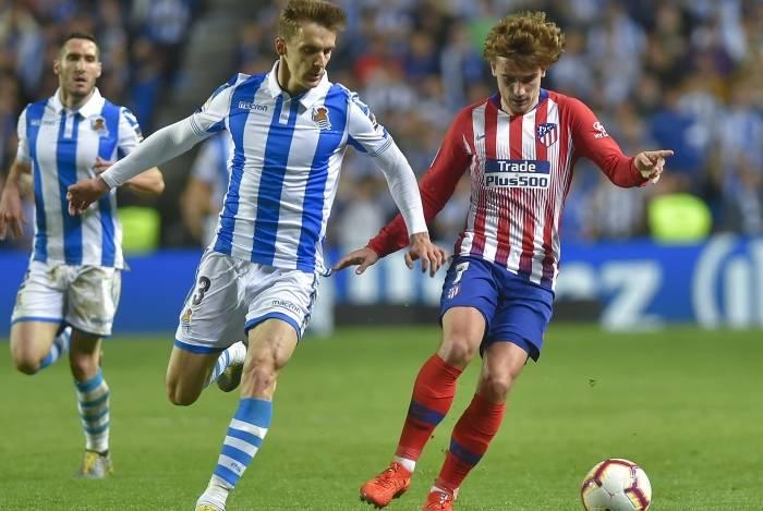 Atlético de Madrid não deixa Barcelona disparar