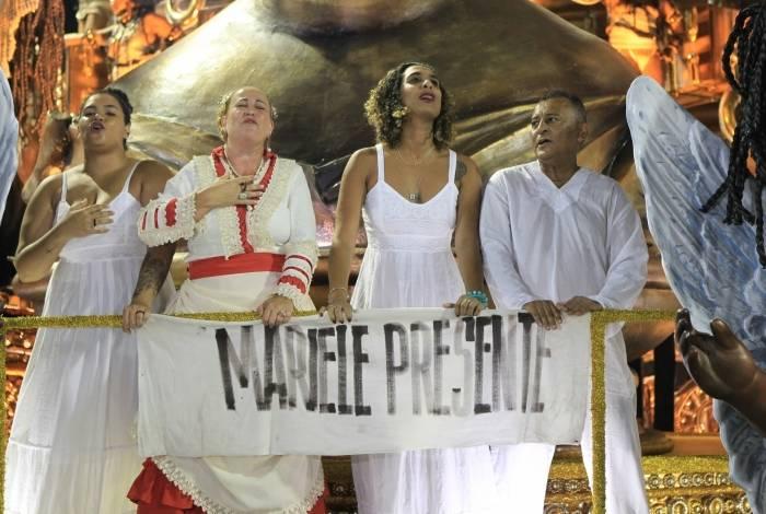 Unidos de Vila Isabel fez grande desfile