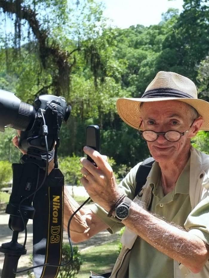 Calino era considerado um dos maiores mestres da fotografia contemporânea.