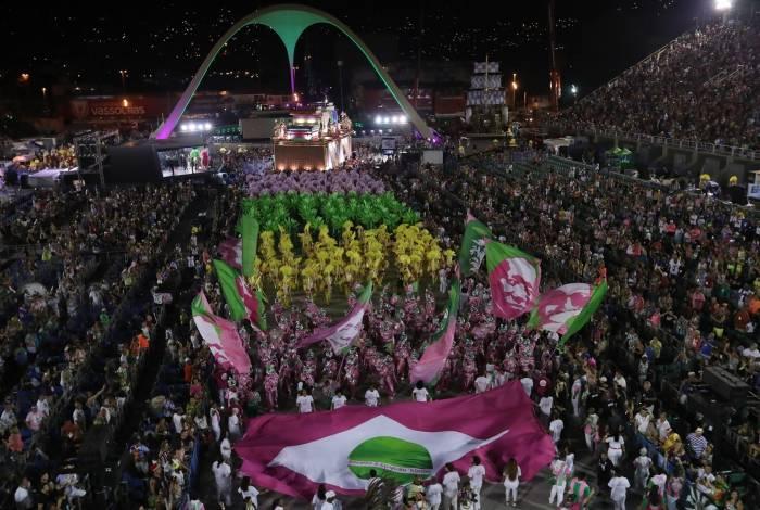 Mangueira foi a grande campeã do Carnaval de 2019