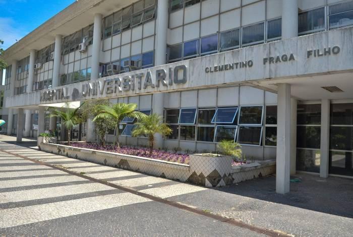 Vítima teria sofrido assédio dentro de Hospital Universitário do Fundão