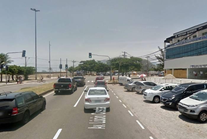 Caso aconteceu em restaurante que fica na Avenida Lúcio Costa