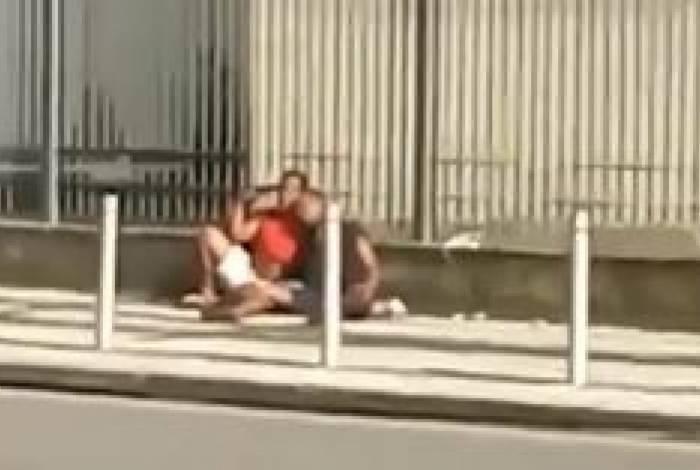 Homem armado e sob efeito de drogas fez refém na Cidade Nova