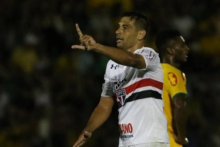 Diego Souza é o novo reforço do Botafogo