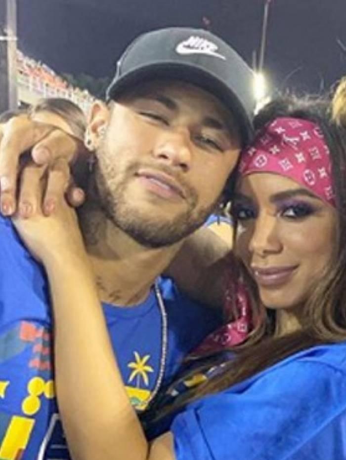 Neymar, Anitta e David Brazil: promoter chamou jogador e cantora de casal e causou comoção na web