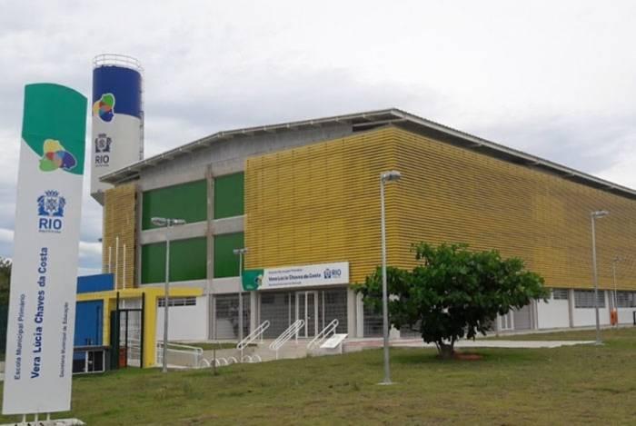 Escola Municipal Primário Vera Lúcia Chaves da Costa