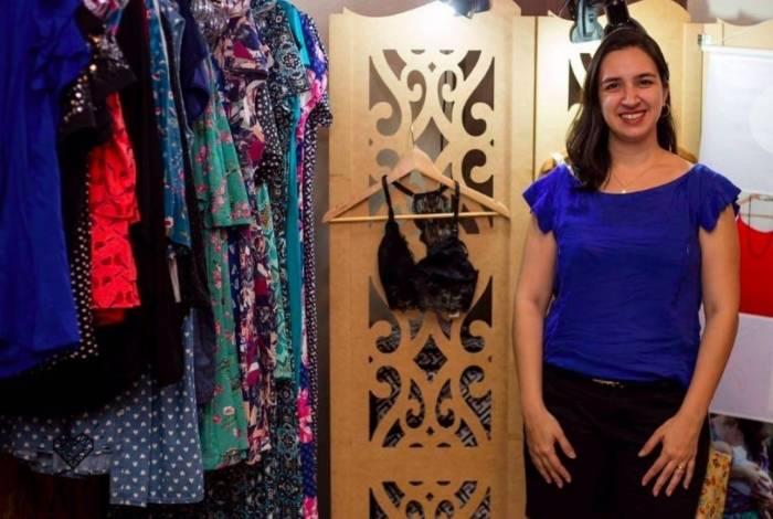 Marianna Rocha, da Amor de Leite: roupa para gestantes