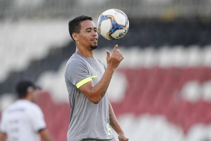 Pikachu reencontrou seu futebol após chegada de Luxemburgo ao Vasco