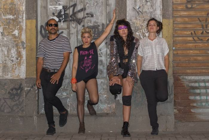 A banda Blastfemme participa do 'Girl Power - O Poder das Minas',