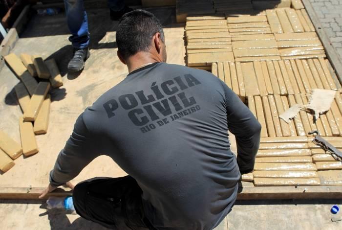 Segundo a polícia, droga renderia R$ 4 milhões para os criminosos