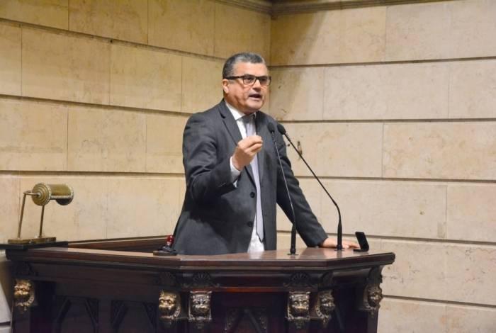Vereador Inaldo Silva (PRB)