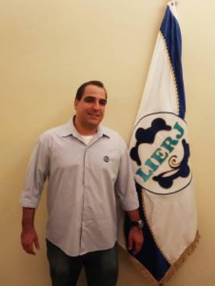 Rodrigo Soares começou na diretoria de Carnaval da Lierj em maio de 2018