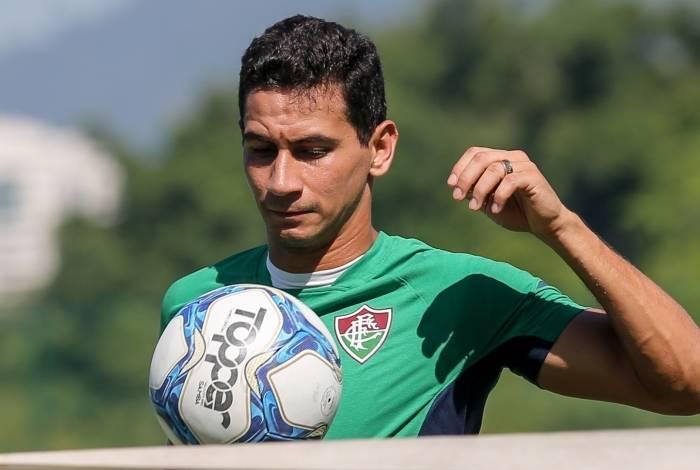 Paulo Henrique Ganso volta a comandar hoje o meio-campo tricolor: vitória para buscar vaga nas semifinais