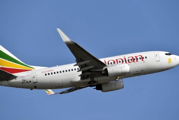 Avião da Ethiopian Airlines, que ia da capital da Etiópia para Nairobi, no Quênia, caiu neste domingo, com 157 pessoas a bordo
