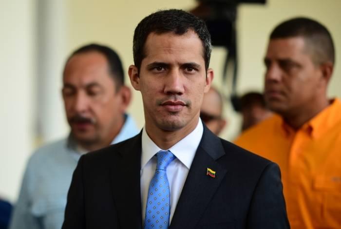 Líder da oposição, Juan Guaidó convocou protestos contra o apagão na Venezuela