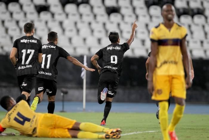 Botafogo venceu o Madureira
