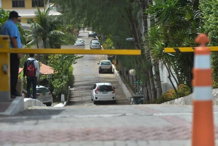 Condomínio fica na Barra da Tijuca
