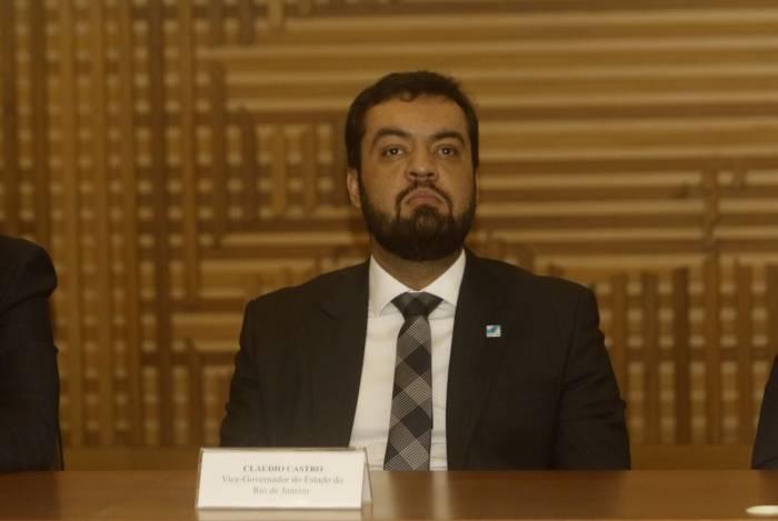 pacote de austeridade anunciado pelo governador em exercício Cláudio Castro no fim do mês passado