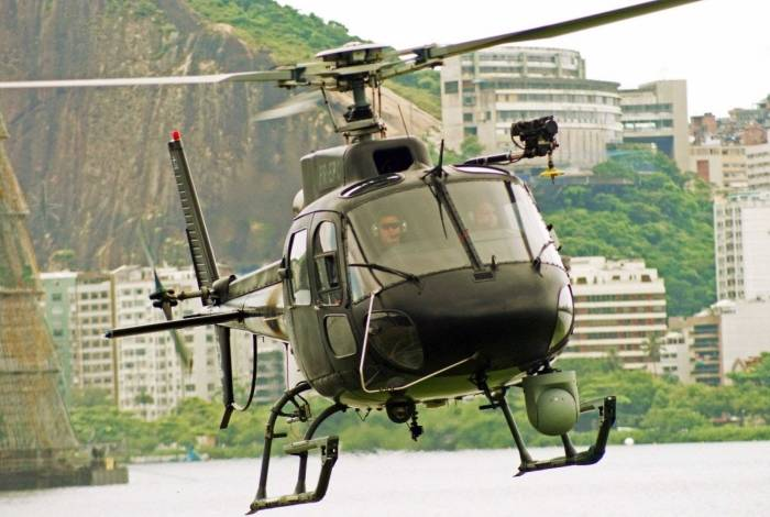 Helicóptero será comprado com verba que vem do corte de gastos