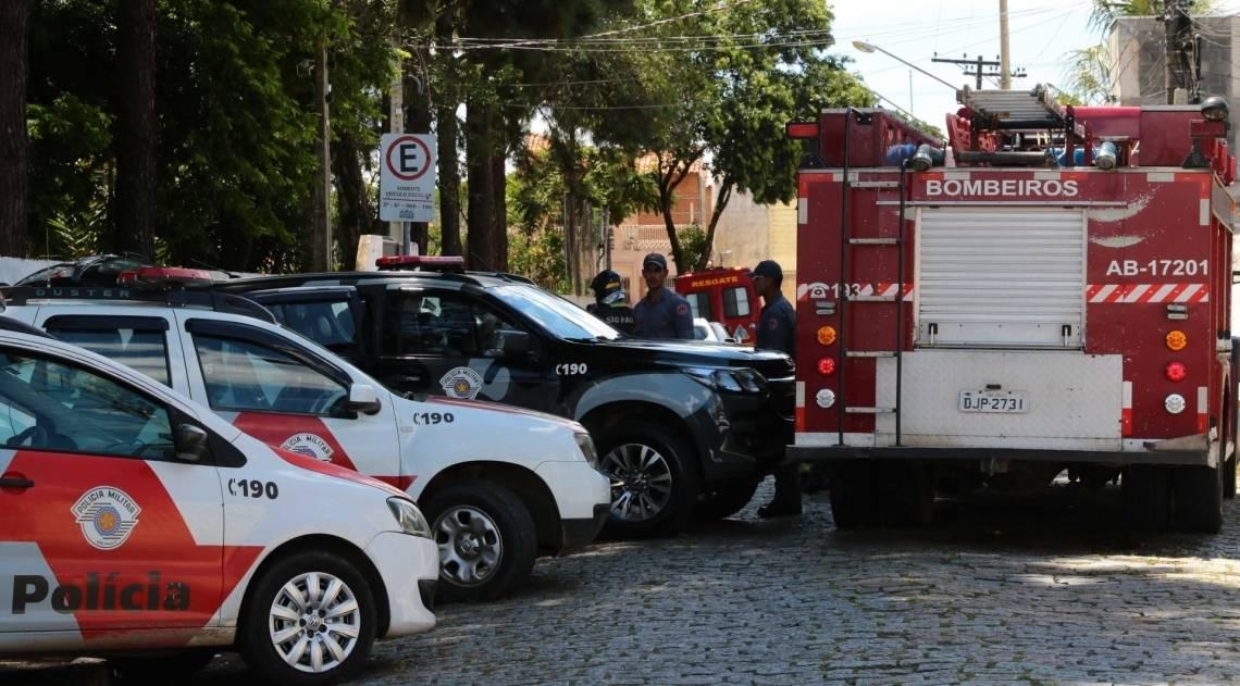 Ataque de dupla na Escola Estadual Raul Brasil, em Suzano, Grande São Paulo, deixou oito mortos e nove feridos, entre alunos e funcionários do colégio. Atiradores se suicidaram em seguida
