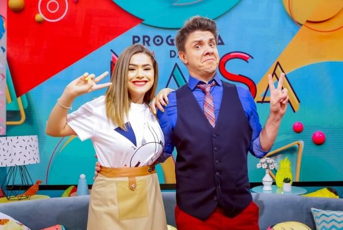 Maisa Silva estreia talk show no SBT
