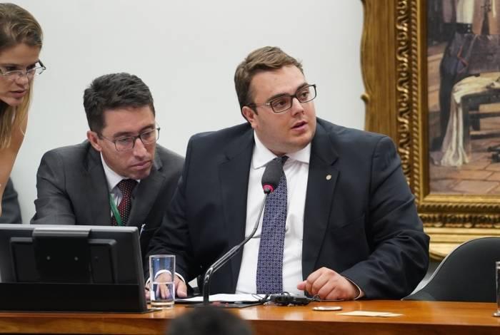 Candidato único à presidência da CCJ, Felipe Francischini (PSL-PR) quer chegar a consenso com deputados sobre a Reforma da Previdência