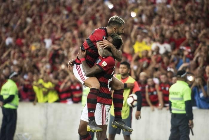 Globo teve problemas na transmissão de Flamengo x LDU