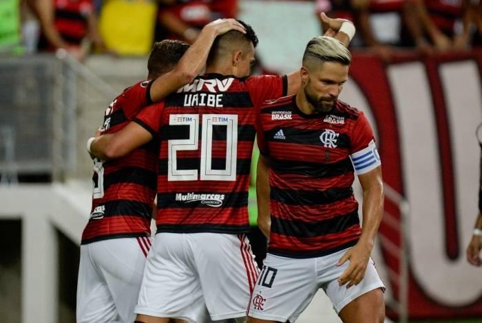Uribe deve deixar o Flamengo