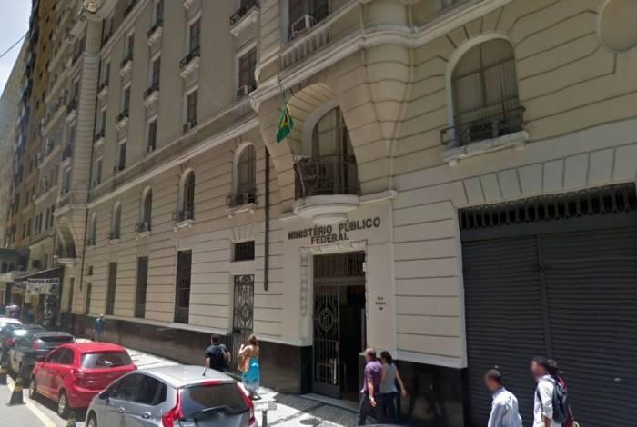 Caso aconteceu em prédio do MPF no Centro do Rio