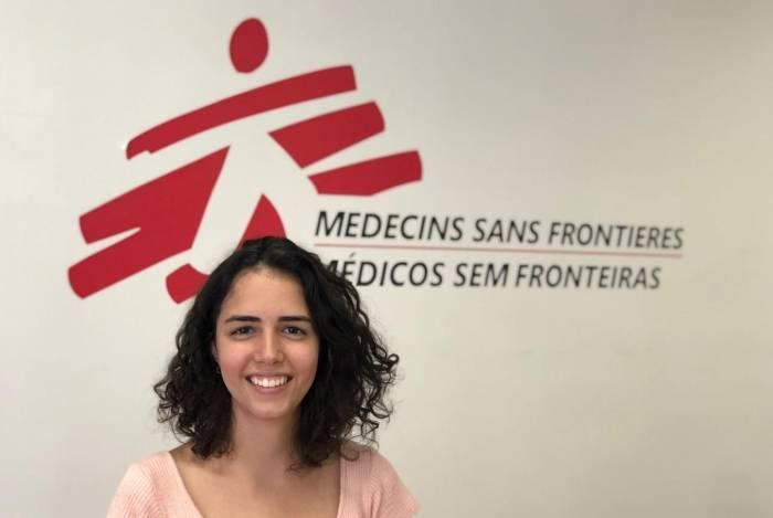 Nuni Jorgensen, Médicos Sem Fronteiras (MSF)