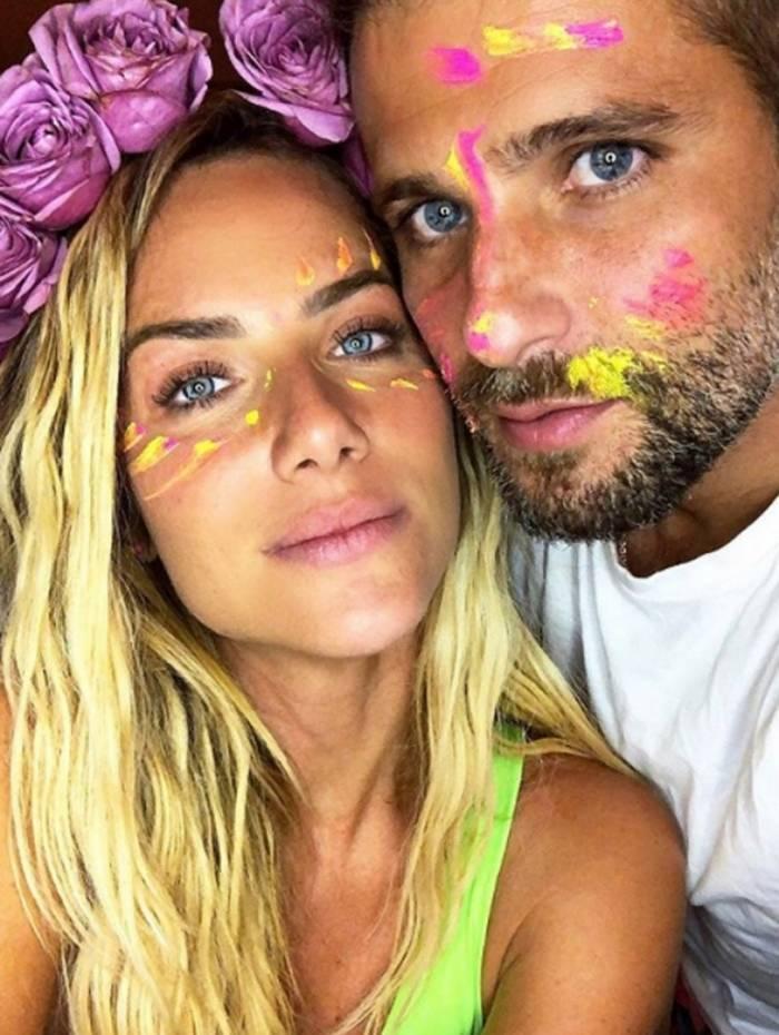 Bruno Gagliasso comemora 10 anos de casamento com Giovanna Ewbank