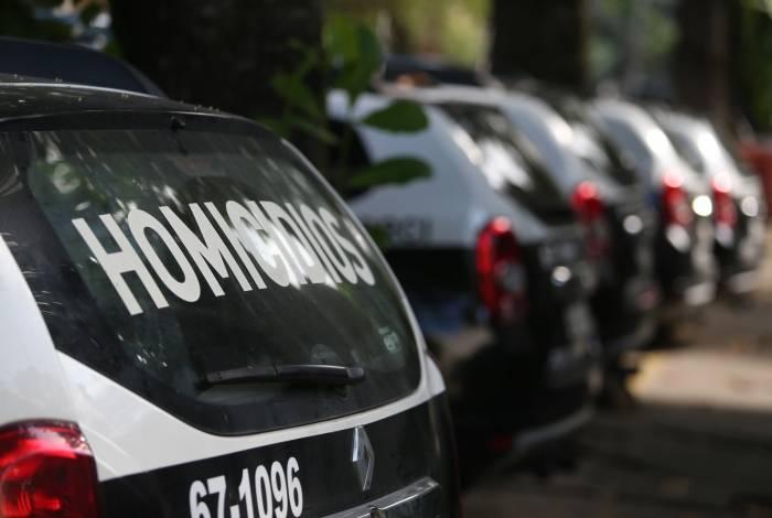 DH - DIvisão de Homicídios da Capital, Departamento Geral de Policia Especializada. Barra da Tijuca. Foto: Daniel Castelo / Agência O Dia