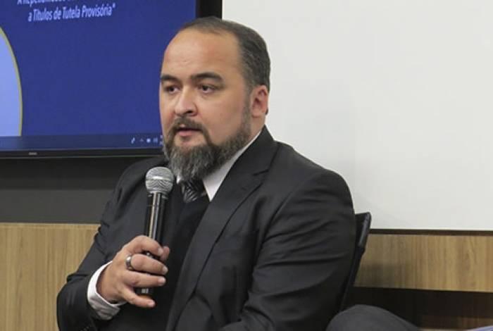 Juiz federal Victor Roberto Corrêa de Souza