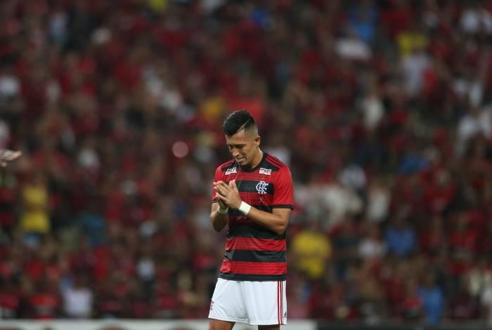 Uribe pode deixar o Flamengo