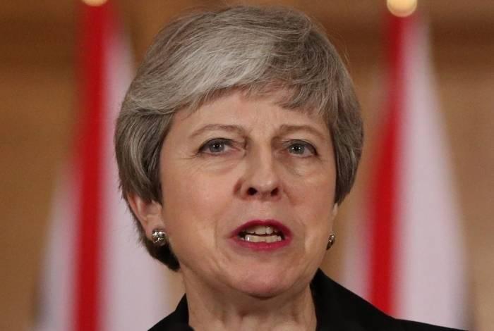 Primeira-ministra britânica, Theresa May, se esforça para aprovar o Brexit no Parlamento britânico