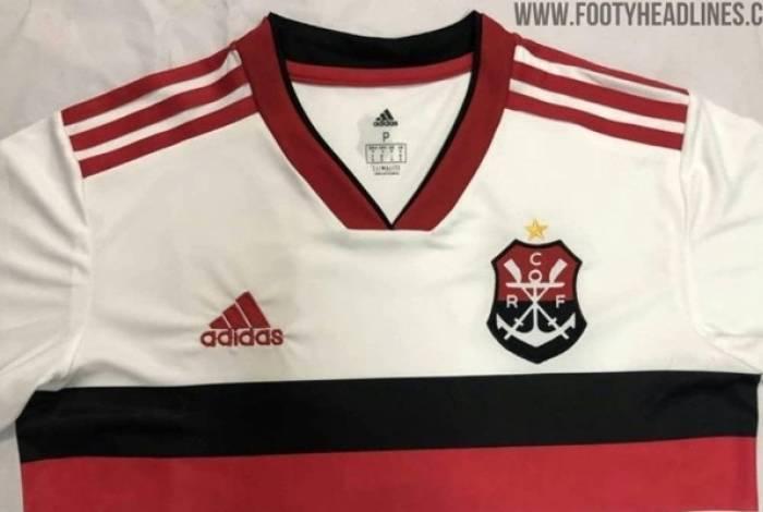 Nova camisa 2 do Flamengo para 2019