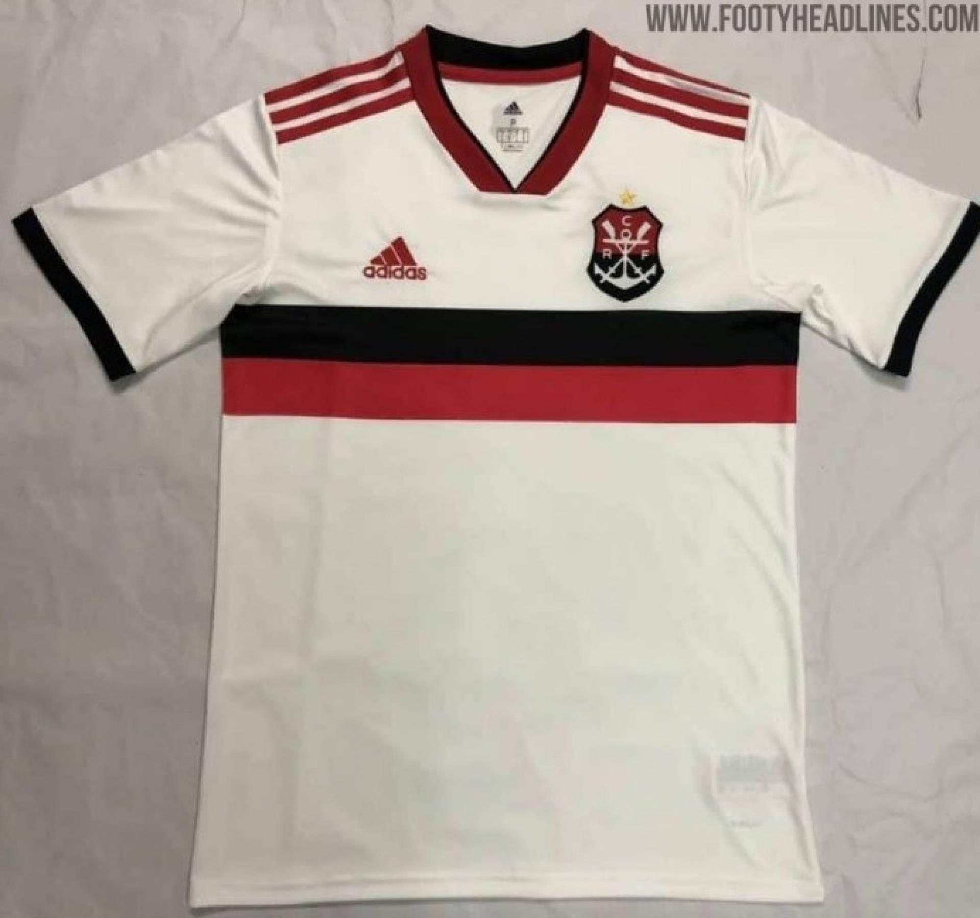 7ccbaa76a Site divulga imagens de suposta camisa 2 do Flamengo para 2019 ...