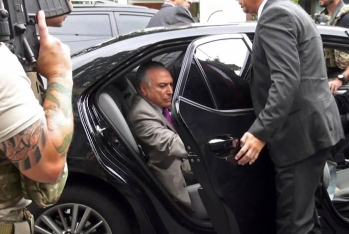 Juiz federal Marcelo Bretas autorizou permanência de Temer na sede da PF em sala diferenciada