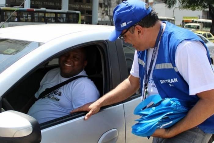 Detran-RJ realiza renovação de CNHs vencidas antes de 19 de fevereiro