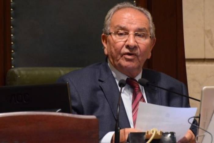 Presidente da Câmara, Jorge Felippe (MDB) disse que vereadores demonstram preocupação com o pagamento da folha salarial dos servidores do Executivo