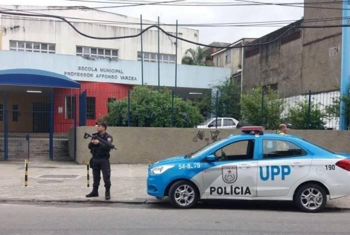Polícia Militar diz estar empenhada em visitar escolas, conversando com suas direções e professores e disponibilizando contato telefônico
