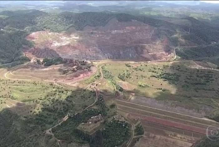 Barragem em Barão de Cocais em Minas elevou nível de risco