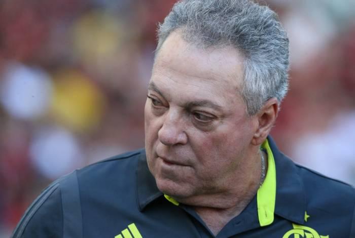 Técnico Abel Braga ganhou o título carioca, mesmo tendo enfrentado críticas da torcida ao longo da competição