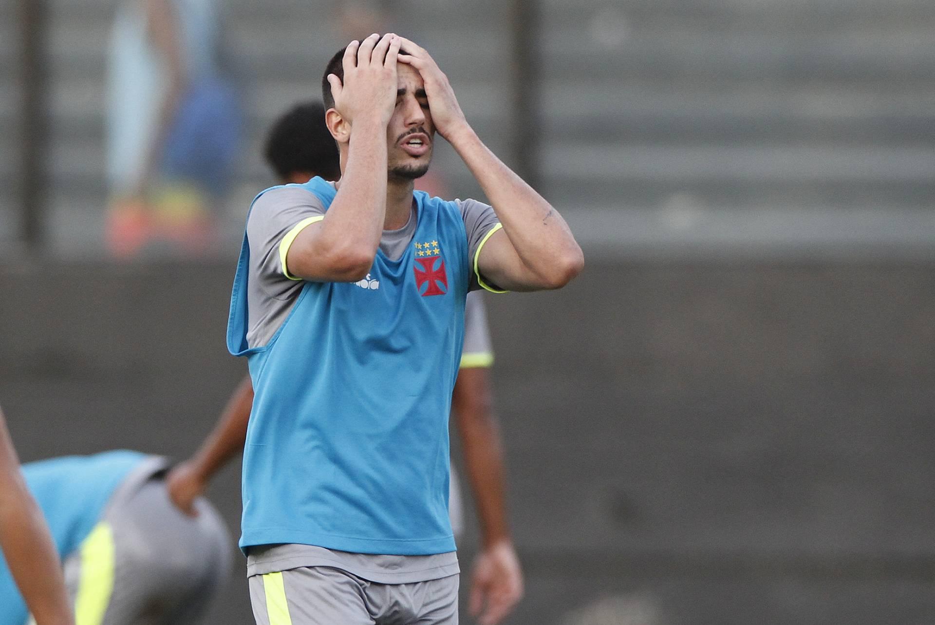 96dde3cfff 25/03/2019 - Treino do Vasco em Sao Januario antes do jogo contra o Bangu  pela semi final da Taca Rio, pelo campeonato carioca 2019.