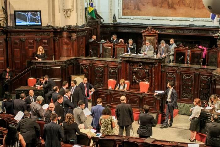 Ministério Público do Rio de Janeiro (MP-RJ) instaurou procedimento para apurar a legalidade da posse dada aos deputados presos