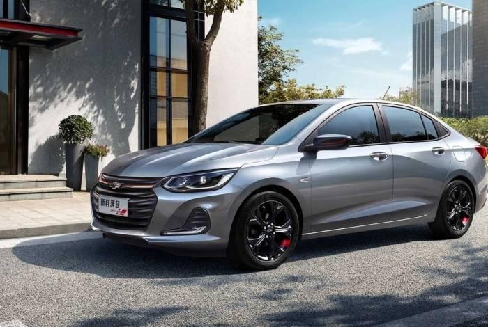 Visual do novo Chevrolet Prisma
