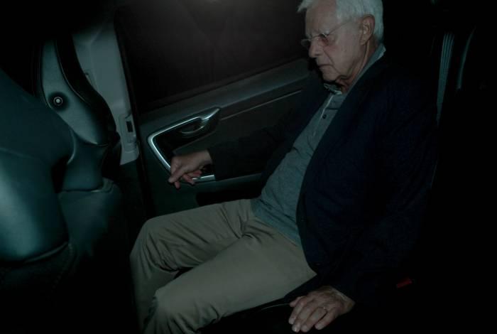Moreira Franco estava na Unidade Prisional Especial da PM em Niterói