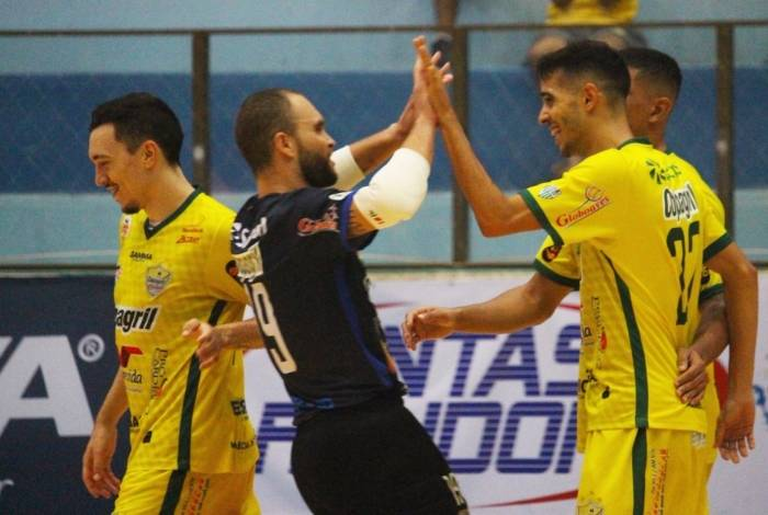 Time do Copagril Futsal