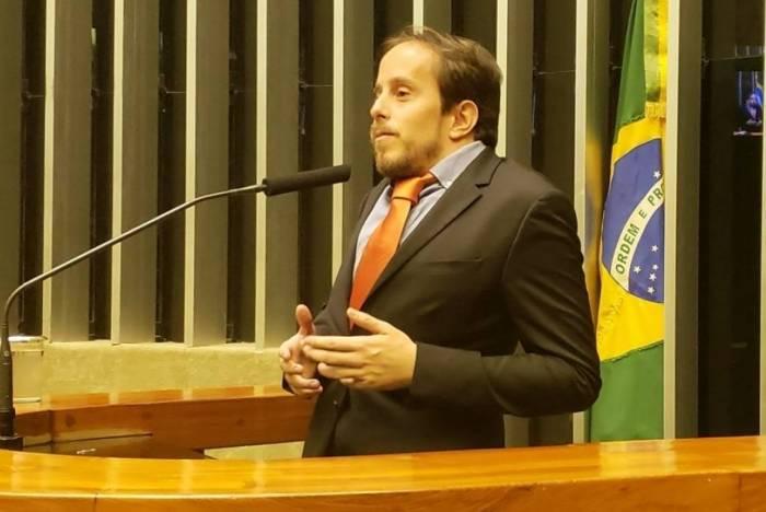 Deputado federal Paulo Ganime (Novo-RJ)